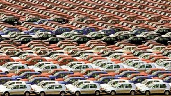 Cinci fabrici auto trebuie inchise in Europa pentru eliminarea supraofertei
