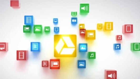 Cinci motive pentru care merita sa incerci Google Drive
