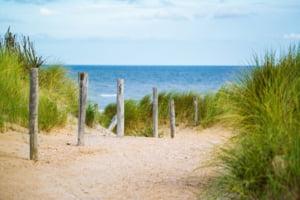 Cinci plaje salbatice la doi pasi de Romania. Golful bulgaresc considerat unul dintre cele mai frumoase din Europa