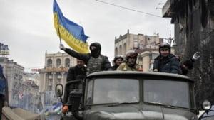 Cinci scenarii pentru Ucraina