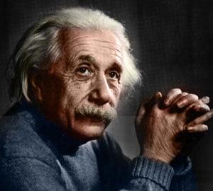 Cind Einstein greseste tabla inmultirii