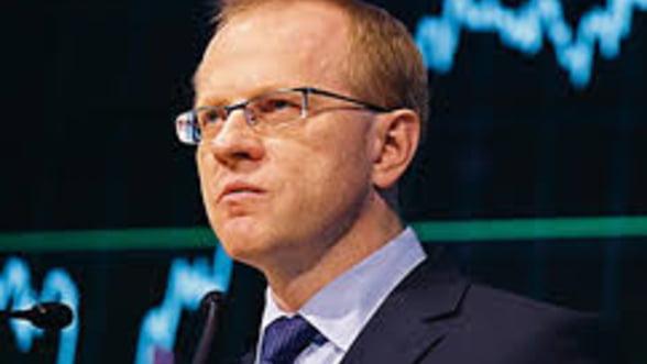 Cine este Ludwik Sobolewski, noul director al Bursei de Valori Bucuresti
