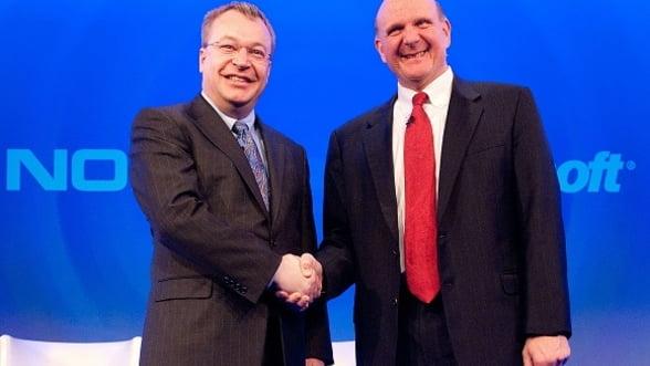 Cine este cel mai mare concurent al lui Stephen Elop pentru sefia Microsoft?