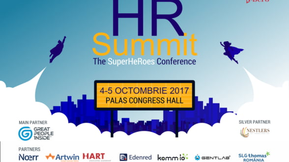 Cine este primul speaker international anuntat la HR Summit Iasi
