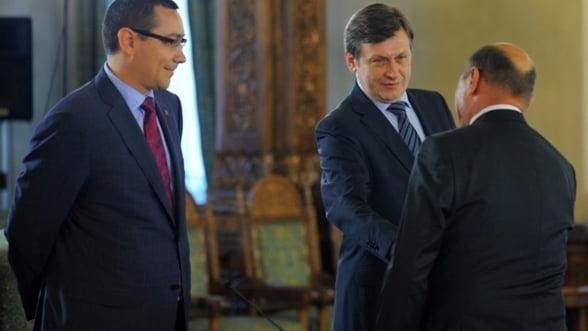 Cine va fi noul premier al Romaniei? Traian Basescu discuta astazi cu partidele