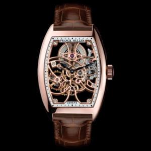 Cintree Curvex Skeleton, un ceas de exceptie iesit din atelierele Franck Muller