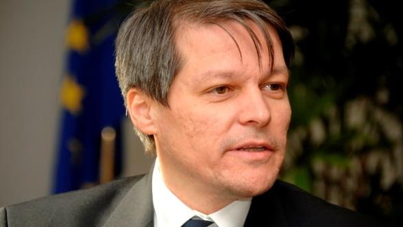 Ciolos: Romania nu va pierde finantarile europene