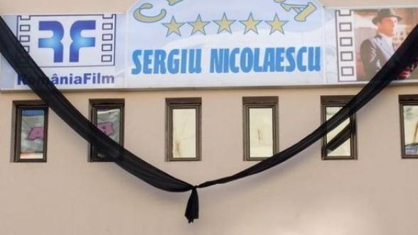 Circa 15.000 de spectatori, la proiectiile in memoria lui Sergiu Nicolaescu