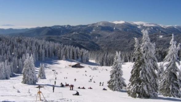 Circa 20.000 de turisti romani vor vizita statiunile montane din Bulgaria in sezonul de iarna