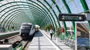 Circulatia trenurilor pe ruta Gara de Nord - Aeroport inregistreaza intarzieri din cauza unor probleme tehnice