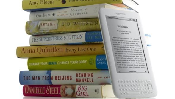 Citesti electronic? Vezi ofertele de eBook Reader din Romania