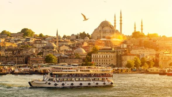 City break de afaceri la Istanbul si excursii optionale de relaxare