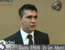 Claudiu Serban: concurenta in media