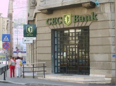 CEC Bank, selectata de Ministerul Economiei pentru a acorda credite in programul START