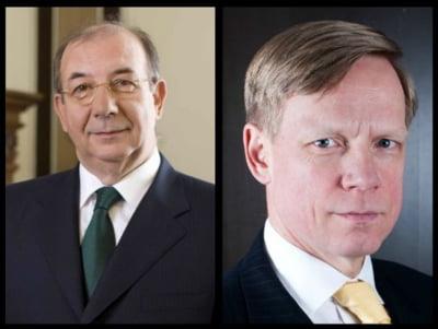 Cine sunt cei mai mediatizati bancheri in 2013
