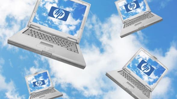 """Cloud computing: HP declara """"razboi"""" Amazon"""