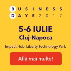 Cluj Business Days 2017