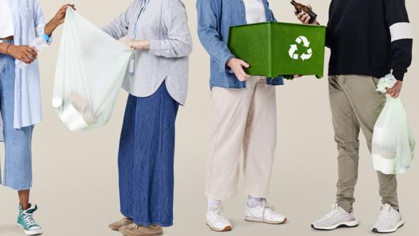 Coșuri de colectare selectivă - soluția perfectă pentru păstrarea curățeniei