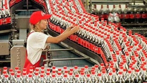 Coca - Cola investeste 22 milioane de euro in productia Cappy la Ploiesti