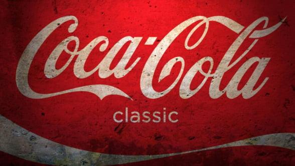 Coca-Cola isi sporeste profitul, pe fondul cresterii vanzarilor in Europa