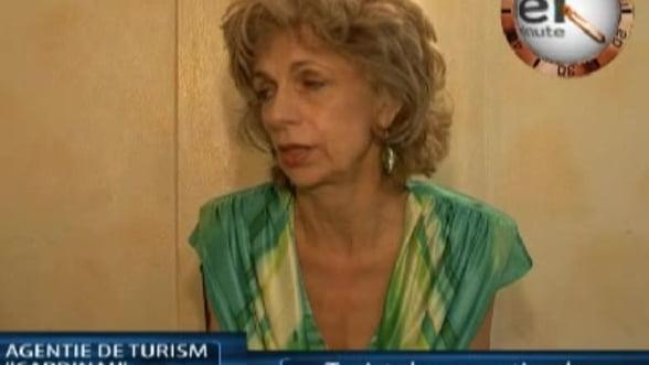 Codruta Dobrescu, director general Agentia de Turism