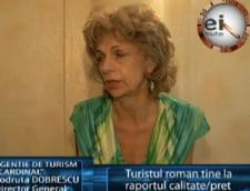 Codruta Dobrescu: turistul roman tine la raportul calitate-pret