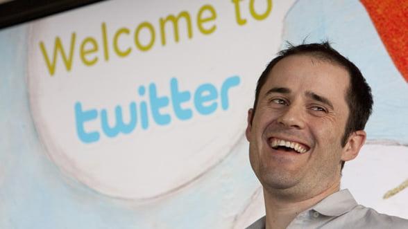 Cofondatorul Twitter are sanse mari sa devina miliardar dupa listarea companiei