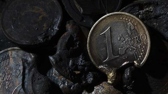 Colapsul zonei euro, doar o problema de timp