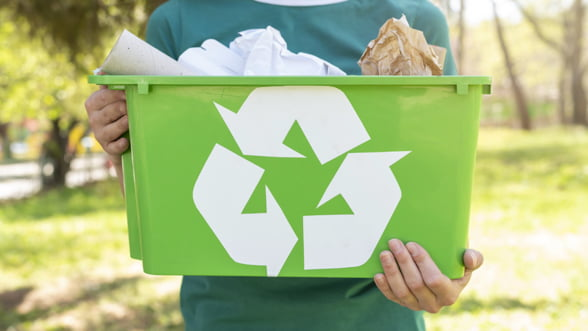 Colectarea selectiva a deseurilor - o responsabilitate zilnica pentru sanatatea mediului