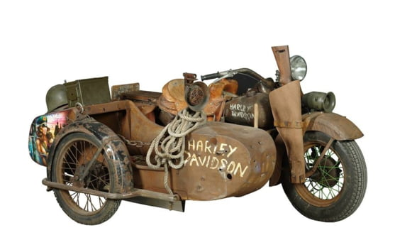 Colectie unica de motociclete Harley-Davidson, in Bucuresti