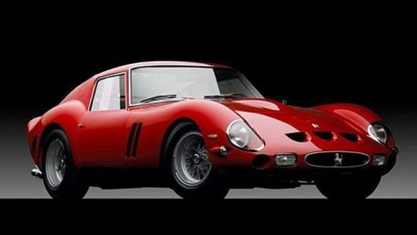 """Colectionar auto? Topul celor mai scumpe masini """"vintage"""""""