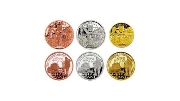 Colectioneaza setul de monede BNR dedicat armatei