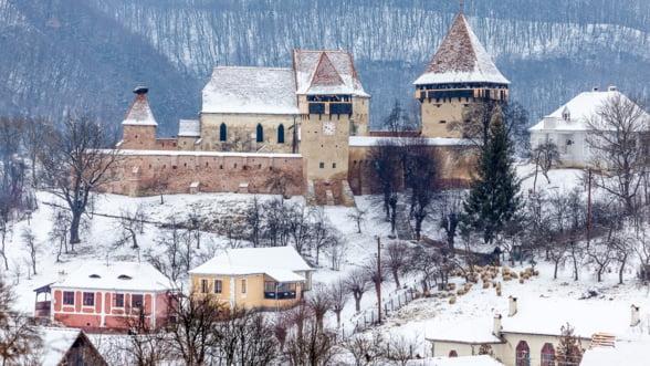Colinele Transilvaniei, prezentate intr-un film spectaculos ca ultimul peisaj medieval autentic al Europei