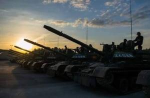 Coloane militare ale NATO vor ingreuna traficul pe mai multe drumuri, in minivacanta de 1 Iunie