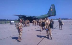 Comandantul american al Task Force lauda militarii romani: Sunt absolut grozavi
