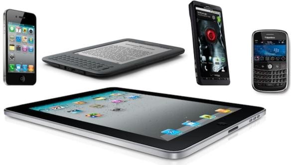 Comert online: De ce utilizatorii de tablete sunt mai valorosi decat cei de smartphone