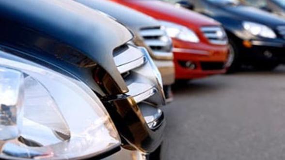 Comertul cu autovehicule a crescut cu 12,5%