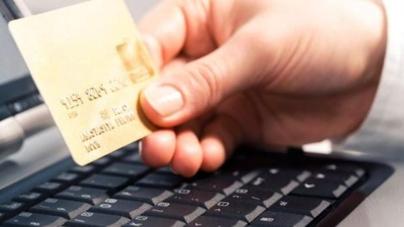 Comertul electronic, din ce in ce mai profitabil. Volumul platilor a crescut cu 38% in 2012
