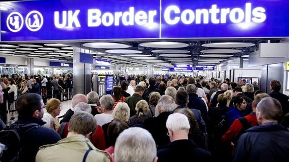 Comisar european critica retorica Marii Britanii privind imigrantii romani si bulgari