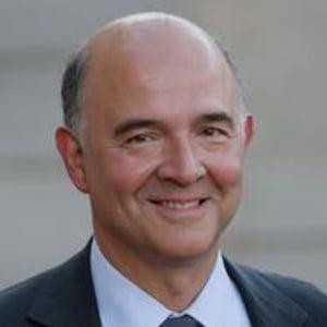 Comisarul european Pierre Moscovici avertizeaza asupra riscului unei revolte in zona euro
