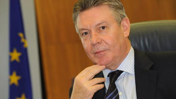 Comisarul european pentru Comert Karel De Gucht, acuzat de frauda fiscala