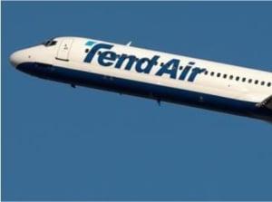 Compania aeriana a lui Ovidiu Tender a intrat in insolventa