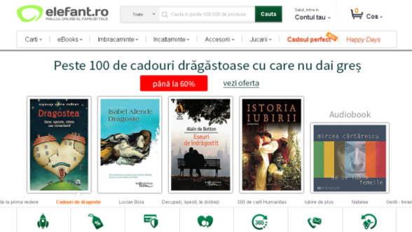 Compania din spatele elefant.ro si-a majorat capitalul social cu 3,3 milioane de euro
