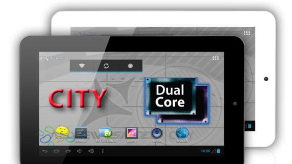 Compania locala Allview a lansat o tableta cu Android la 499 de lei