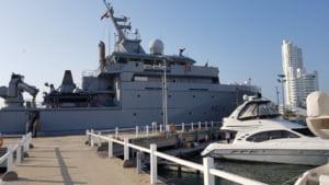 Compania olandeza Damen a pierdut definitiv procesul pentru construirea a patru corvete militare in Romania