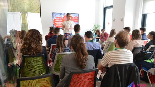 Companii multinationale vin sa intalnesca tineri pasionati de Vanzari si Marketing
