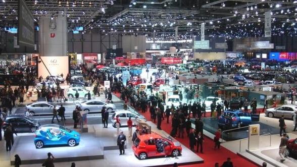 Companiile auto vor prezenta la salonul de la Geneva circa 140 de autovehicule in premiera