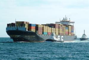 Companiile de shipping incep sa resimta efectele crizei financiare mondiale