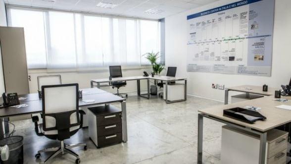 Companiile nou intrate pe piata au revigorat cererea de spatii pentru birouri