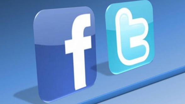 Companiile vor putea publica oficial informatiile financiare pe Facebook si Twitter